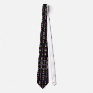 Aristotle Collage Neck Tie