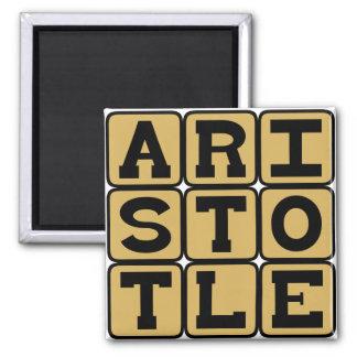 Aristotle, Greek Philosopher Refrigerator Magnets