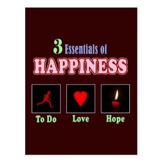 Aristotle happiness post cards