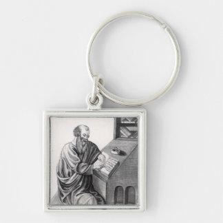 Aristotle Keychain