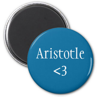 Aristotle love magnets
