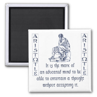 Aristotle Magnet