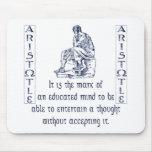 Aristotle Mouse Pad