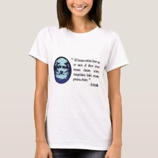 Aristotle philosophical quotations T-Shirt