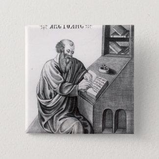 Aristotle Pinback Button