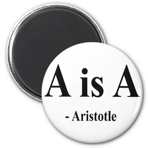 Aristotle Quote 2a Fridge Magnets