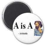 Aristotle Quote 2b Magnet