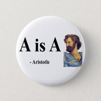 Aristotle Quote 2b Pinback Button