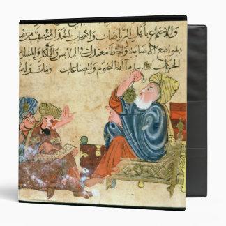 Aristotle teaching 3 ring binder