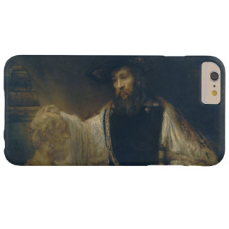 Aristotle with a Bust of Homer by Rembrandt Barely There iPhone 6 Plus Case
