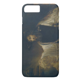 Aristotle with a Bust of Homer by Rembrandt iPhone 7 Plus Case