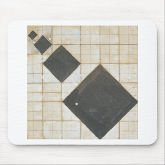 Arithmetic composition by Theo van Doesburg Mouse Pad