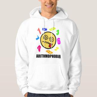 Arithmophobia Hoodie