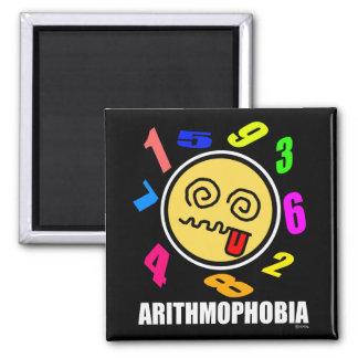 Arithmophobia Magnet