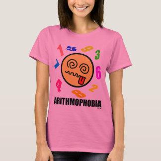 Arithmophobia T-Shirt