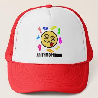 Arithmophobia Trucker Hat