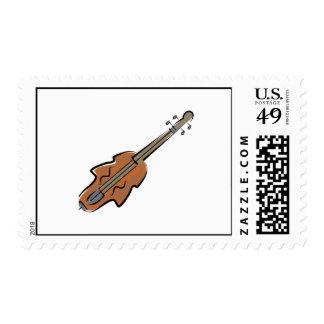 aritua string instrument stamp