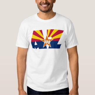 Arizona 100 t shirts