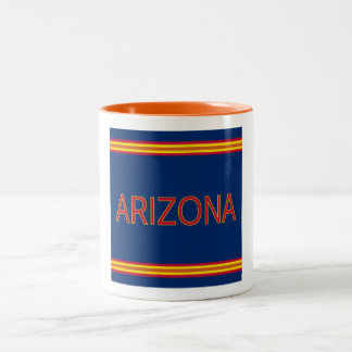 Arizona 11 oz Two-Tone Mug
