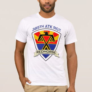 Arizona 385th ATK Regiment shoulder patch T-shirt