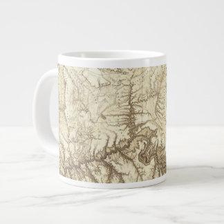 Arizona 3 giant coffee mug