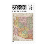 Arizona 4 postage stamp