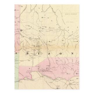 Arizona 5 postales
