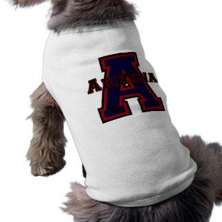 Arizona 'A' Blue Pet T-shirt