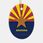 Arizona Adornos De Navidad