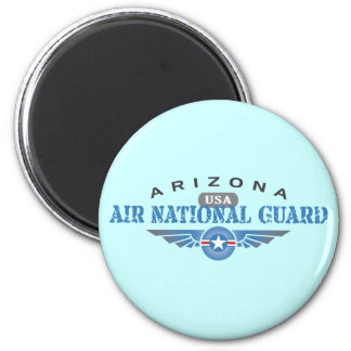 Arizona Air National Guard 2 Inch Round Magnet