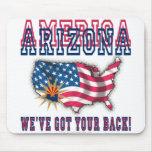 Arizona - America! Mouse Pad