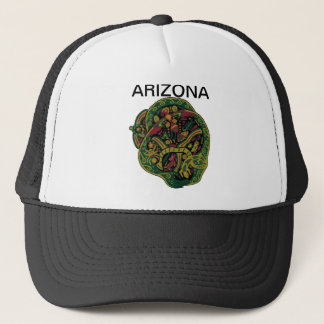 Arizona ancient Mexico Trucker Hat