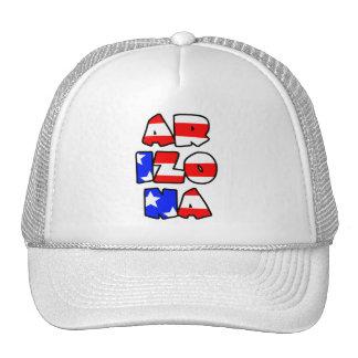 Arizona apiló - el gorra