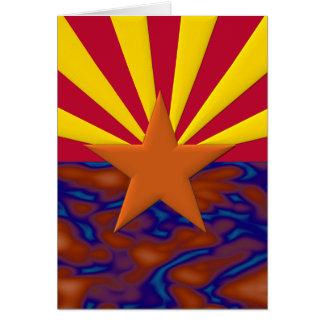 Arizona Art Card