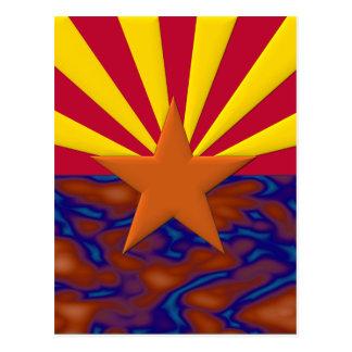 Arizona Art Postcard