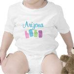 Arizona-Baby Tee Shirt