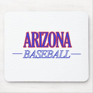 Arizona baseball DESIGNS Mouse Pad