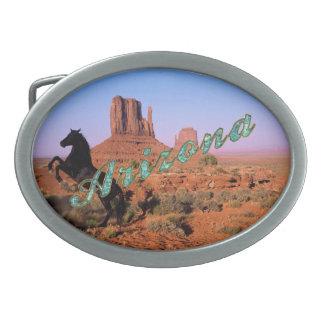 Arizona  Belt Buckle