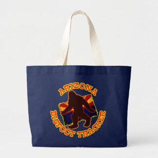 Arizona Bigfoot Tracker Tote Bag