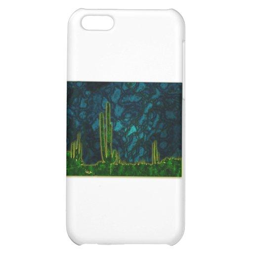 Arizona Blue Sky iPhone 5C Cover