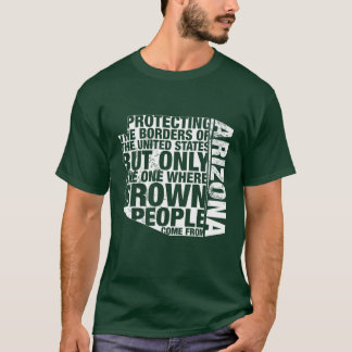 Arizona Border Patrol T-Shirt