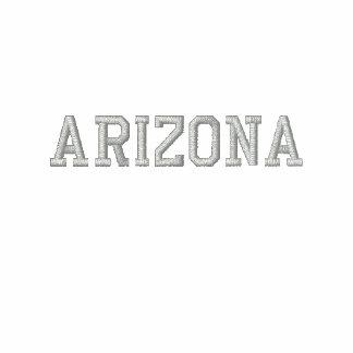 Arizona bordó la camiseta básica 2 gris oscuro sudadera personalizada