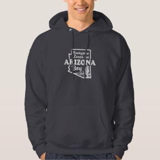 Arizona Boy Hooded Sweatshirt