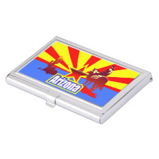 Arizona Business Card Case