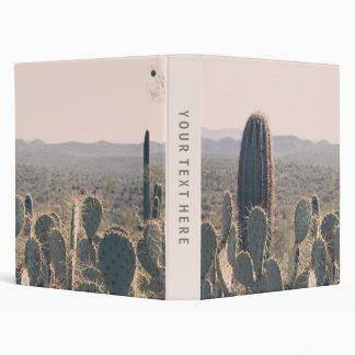 Arizona Cacti  | Binder