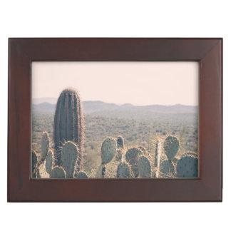 Arizona Cacti  | Keepsake Box