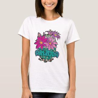 Arizona Cactus Blooms T-Shirt
