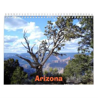 Arizona Calendar