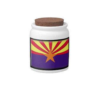 Arizona Candy Jar