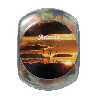 Arizona Glass Jars